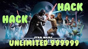 Star Wars Galaxy Of Heroes Mod Apk Unlimited Crystals 2018